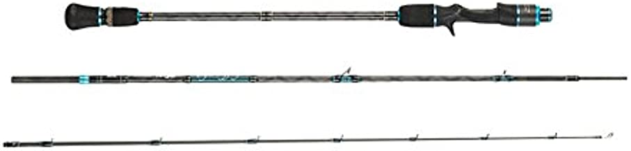 Abu Garcia (Abu Garcia) light jigging rod bait Salty stage KR-X SXLC-633-150-KR.
