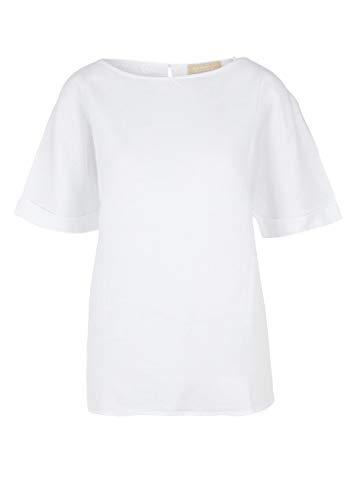 s.Oliver Damen 120.10.005.10.100.2038027 Bluse, White, 38