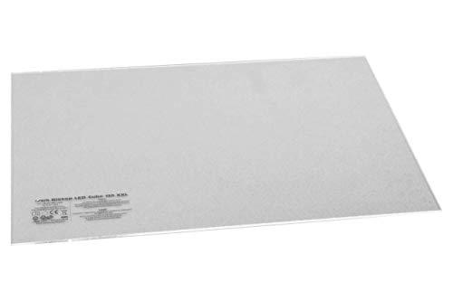 sera 31162 Klarsichtscheibe für Biotop LED Cube 130 XXL