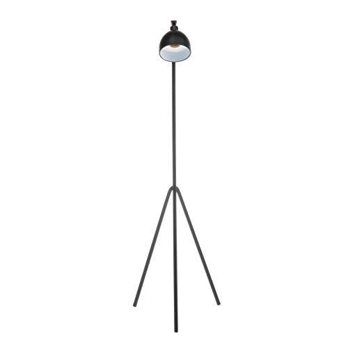 PETSOLA Mini lámpara de pie a Escala 1/6 Estilo Moderno para decoración de Paisaje de diseño del hogar, de pie de Hierro