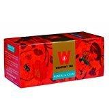 Wissotzky Tea Malasa Chai 20 Tea Bags 1.41 Oz. Pack Of 3.