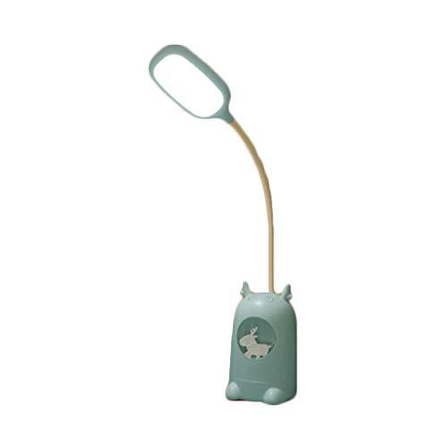 Lámparas de Mesa Escritorio LED de la lámpara Tres Brillo Brillo táctil Interruptor de la protección de los Ojos lámpara de Escritorio Sin estroboscópico de Carga de Plug-in de Doble Uso Casa