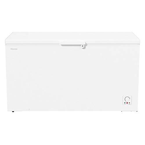Hisense FC594D4AW1 Congelatore Orizzontale, 457 L, Bianco