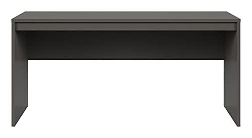 Boardd - Mesa de ordenador para estudio de ordenador (66,5 x 76 x 160 cm), diseño de Wolfram