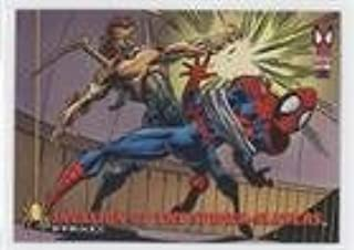 Invasion of the Spider-Slayers (Trading Card) 1994 Fleer Marvel Cards The Amazing Spider-Man - [Base] #143