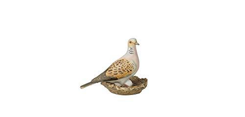 Goebel jaar vogel, porselein, meerkleurig, 12x8.5x9.5 cm