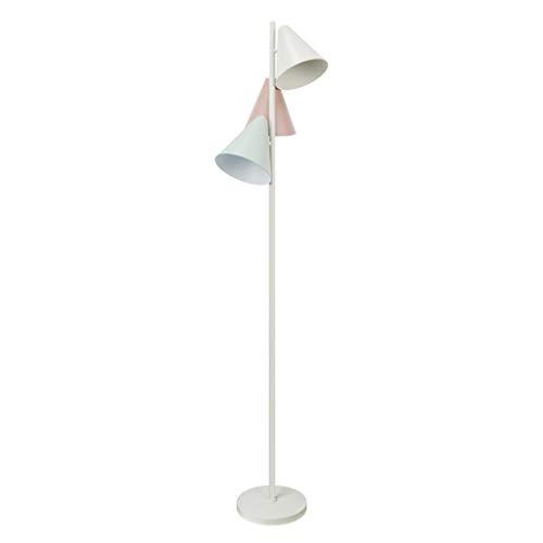 LYM & daglicht vloerlamp eenvoudige moderne Amerikaanse strijkijzer hotel woonkamer slaapkamer werkkamer eetkamer 3 koppen E14 decoratieve verlichting vloerlamp