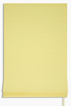 KAATEN Estor Plegable Screen (Beige y Amarillo, 75_x_175_cm)
