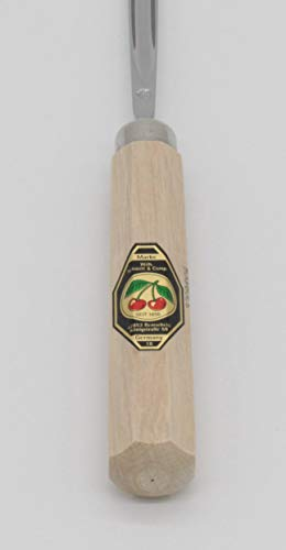 Kirschen Kerbschnitzsatz 6-teilig (Schnitzsatz; handgeschmiedet; Spezialstahl; Schneidenwinkel: 17°) 3406000 - 4