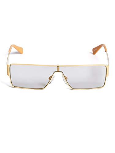 GUESS Men's x J Balvin Tie-Dye Logo Sunglasses