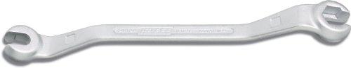 HAZET 612N-10X11 otwarty klucz pierścieniowy