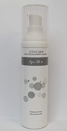 Idav Care - Fluido de Muy Alta Protección, Fps 50+, 50 ml