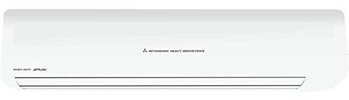 Mitsubishi Heavy Duty 2.2 Ton 3 Star Non Inverter Split AC (SRK25CSS, White)