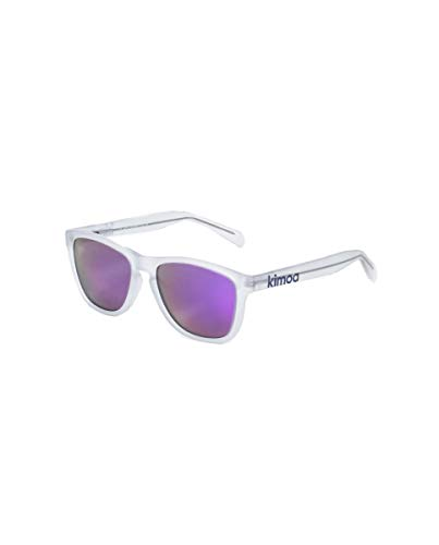 Kimoa - LA Gafas, Transparente, Normal Unisex Adulto
