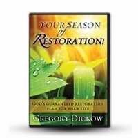 Audio CD Your Season of Restoration (4 CD) Book