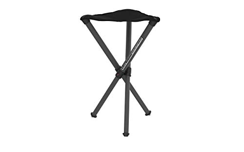 Walkstool - Modelo Basic - Negro - Taburete Plegable 3 Pies de...
