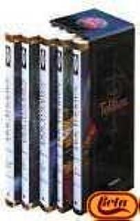 El señor de los anillos estuche :el señor de los anillos,3 vols./elsimalillion/el hobbit cod.493138: Amazon.es: Tolkien, J.R.R.: Libros