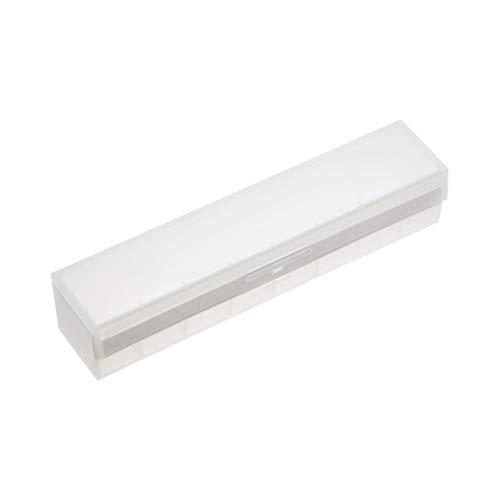 無印良品ポリプロピレンラップケース小/幅20~22cm用38744603半透明