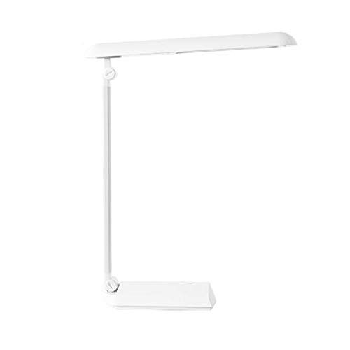 Convenient Flexible Table Lamp Light Desk Lamps Lights Rechargeable Dual-Use Desk Lamp Student Learning to Read and Write Led Lamp 2200 Mah Super Long Life Dormitory Bedside Lamp Bedside Desk Light R