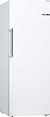 Bosch Elettrodomestici GSN29VW3P Congelatore da Libera Installazione, Verticale, 200 L, A++, Bianco