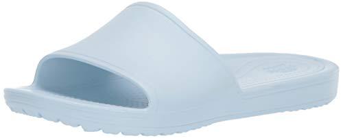 crocs Damen Sandale Sloane Plod 205742 Mineral Blue 33-34 thumbnail