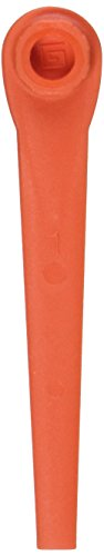 GARDENA vervangingsmes RotorCut: reservemes voor grastrimmer en accuutrimmer, kunststof mes, gemakkelijk te vervangen, 20 stuks (5368-20) Single standaard