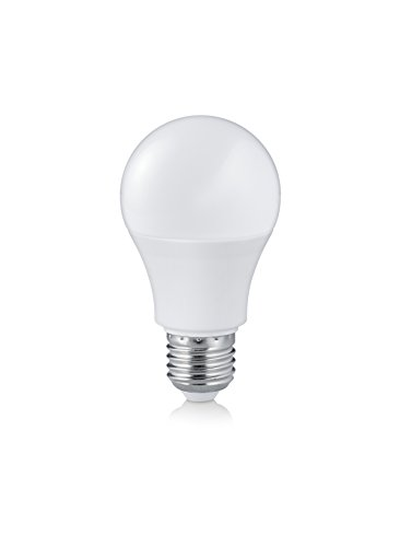Reality lampen R961-69 A, lampen, plastic, 7,5 W, E27, wit, 6,0 x 6,0 x 11,0 cm