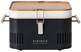 Everdure by Heston Blumenthal Cube Portable Charcoal Grill Perfect for Picnics Tailgating Beach product image