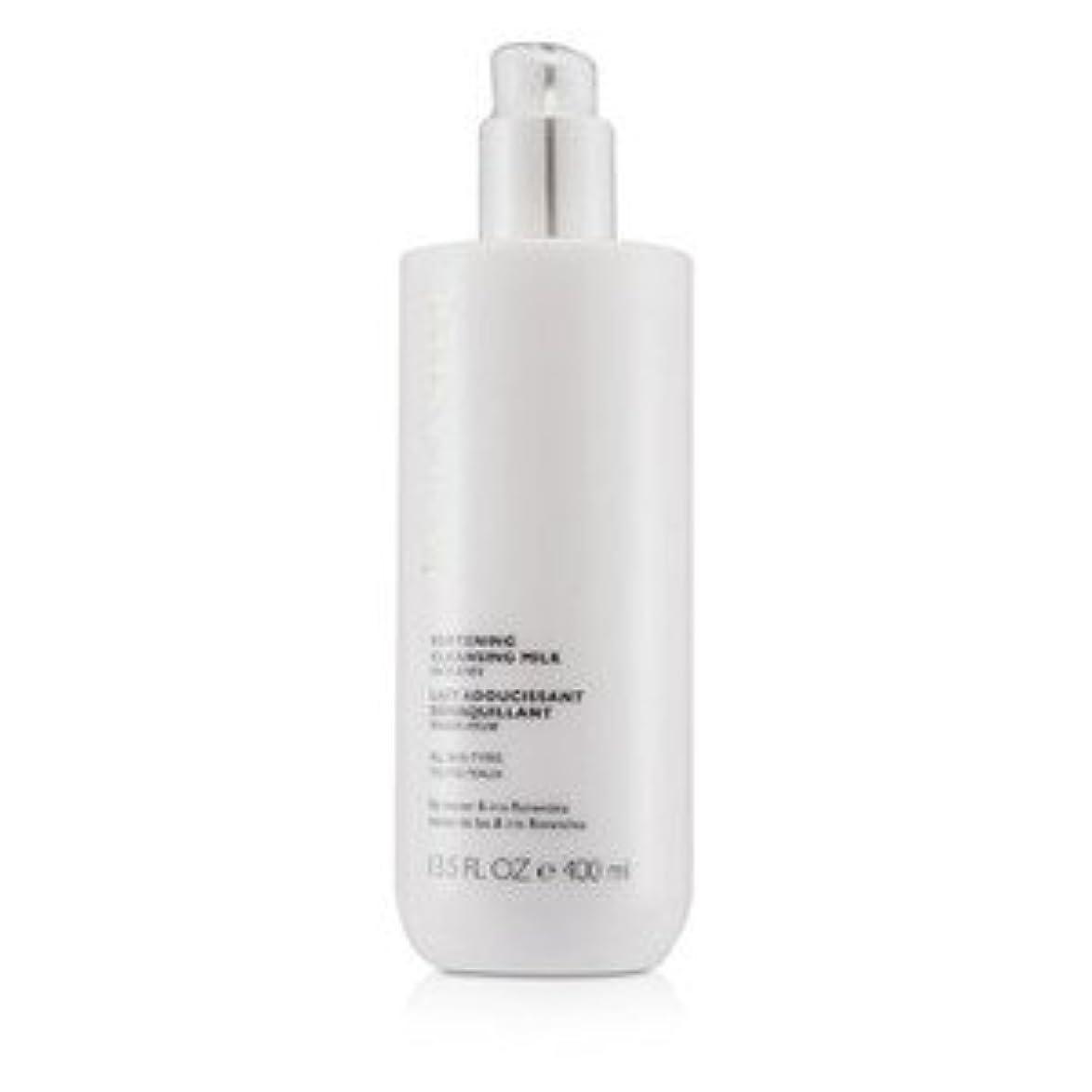明るい作物コアLANCASTER(ランカスター) ソフトニング クレンジング ミルク 400ml/13.5oz [並行輸入品]