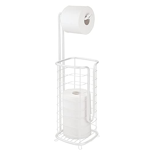 Top 10 best selling list for white free standing toilet paper holder
