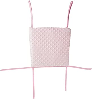 Baby Doll Bedding Heavenly Soft Child Rocking Chair Cushion Pad Set Pink Chair is not Included with The Product