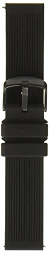 Correa 20mm Silicona  marca Timex