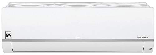 LG 1.5 Ton 5 Star Inverter Split AC (Copper, KS-Q18SNZD, White,...