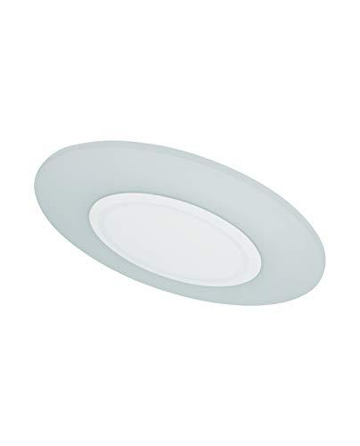 LEDVANCE LED Wand- und Deckenleuchte, Leuchte für Innenanwendungen, Warmweiß, 380,0 mm x 29,0 mm, LED Flat