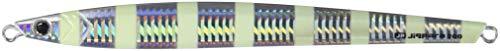 メジャークラフト ルアー メタルジグ ジグパラ バーチカル ロング #07 ゼブラグローJPVL-150