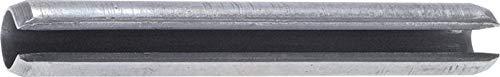 Spannhülse DIN 1481 / ISO 8752, 8x40, Edelstahl A2 Werkstoff:Edelstahl A2 Nenn Ø:8mm l:40mm d1*:8,5