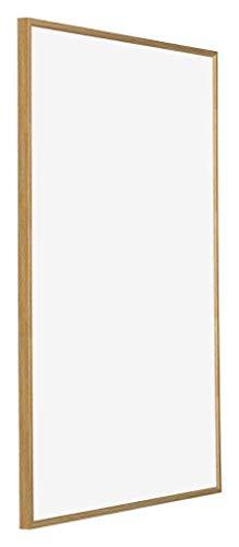 yd. - 30x45 cm - Cadres Photos en Plastique avec Verre Plexiglas - Excellente Qualité - Lumière de hêtre - Plaque de Verre Résistant Aux UV - Anti-Reflet - Cadre Decoration Murale - Evry.