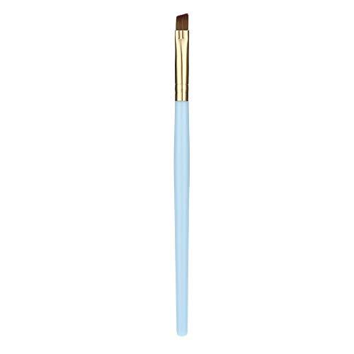 Pinceau Biseauté Yeux Ou Brosse à sourcils 2PC-VRTUR (21# Bleu /1pc)