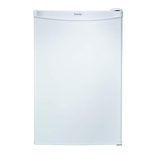 Danby DUFM032A3WDB-3 3.2 Cu.Ft. Garage Ready Upright Freezer with 2 Shelves and Scratch-Resistant Worktop