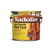 Sadolin 2.5 Litre Extra Durable Clear Coat Satin