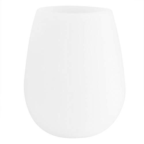Gaeirt Vaso de Agua, Copa de Vino Transparente para cócteles para Acampar