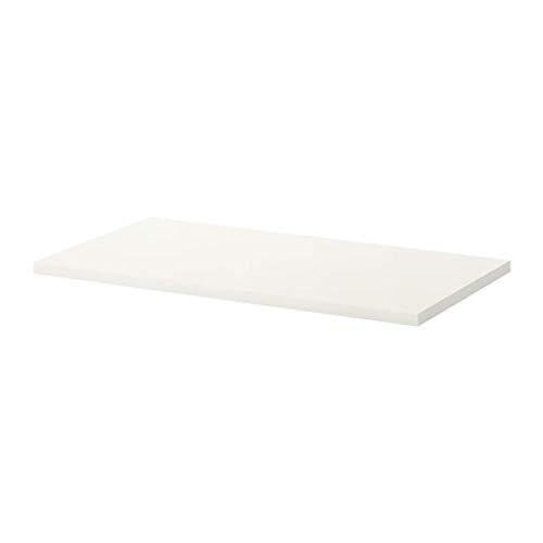 tablero blanco para mesa de la marca IKEA
