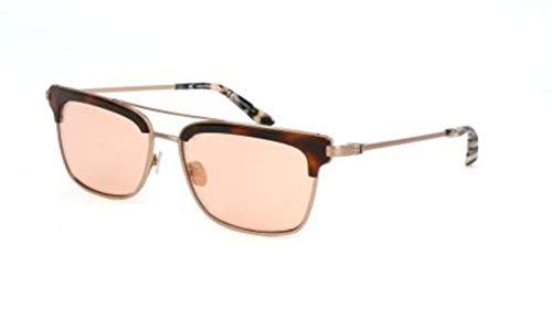 Calvin Klein Metal Frame Pink Lens Unisex Sunglasses CK8049S5615780