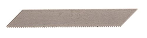 Zona 39-924 Ersatz-Hobby-Klingen, Nr. 13 Micro-Säge, 42 TPI, 5er-Pack
