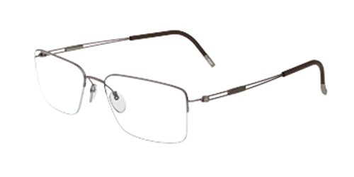 Eyeglasses Silhouette TNG Titan Next Generation Nylor 6051 55/18/145 3 piece frame chassis