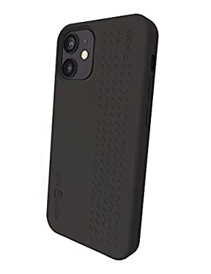 Gadget Guard Anti-Radiation Rugged Case for iPhone with Alara Technology (Charcoal) (iPhone 12 Pro Max) by Gadget Guard