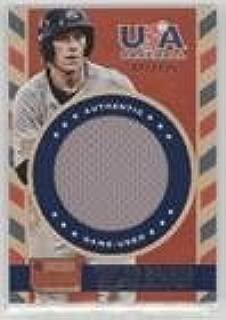 Taylor Sparks #/125 (Baseball Card) 2013 Panini America's Pastime - USA Baseball Jerseys #US-TS