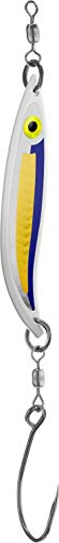 Peetz CJ Special 3.5-Inch Aluminum Fishing Spoon Lure | Blue Scale & Silver/Gold Scale | Trolling Hard Bait for Walleye and Musky