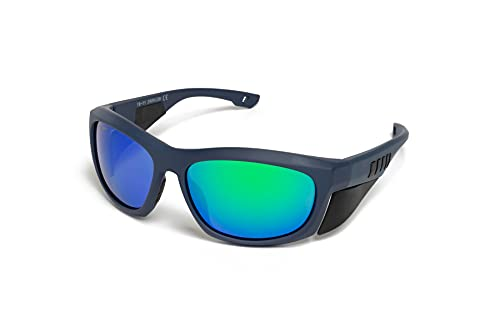 zerorh+ RH912S03 Sunglasses, Blu, 63 16 125 Mens