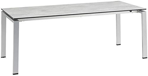 Kettler Hochbelastbarer Tisch mit Verlängerung, 300 cm